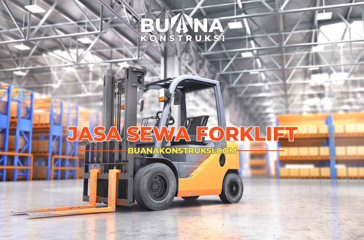 Harga Sewa Forklift