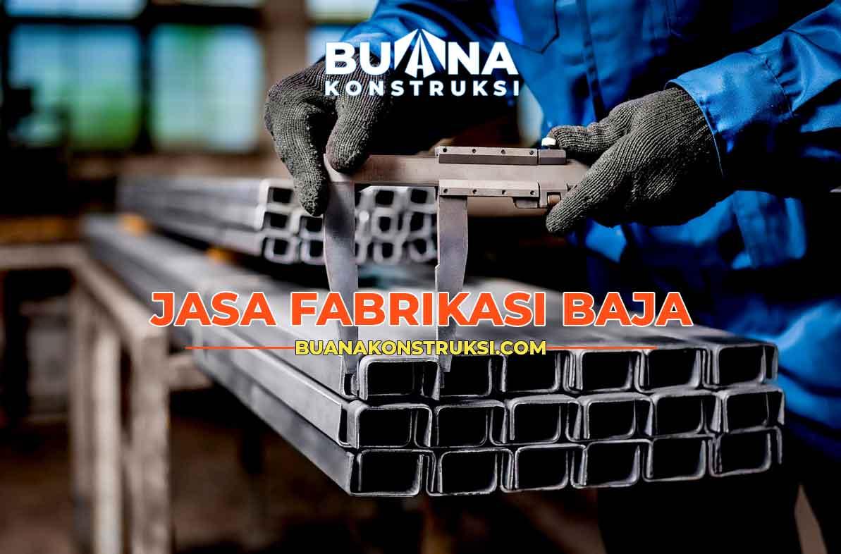 Jasa Fabrikasi Baja