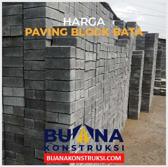 Harga Paving Block Bata