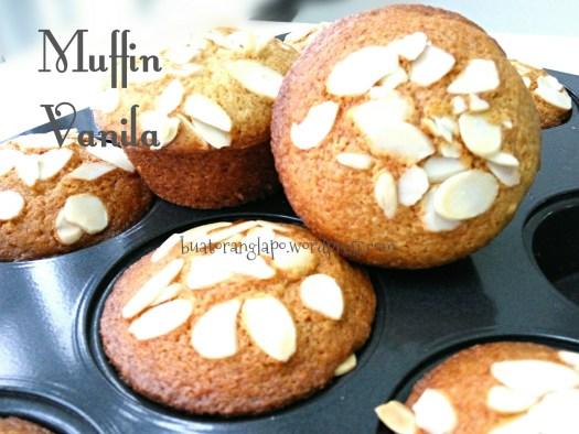 muffin vanila