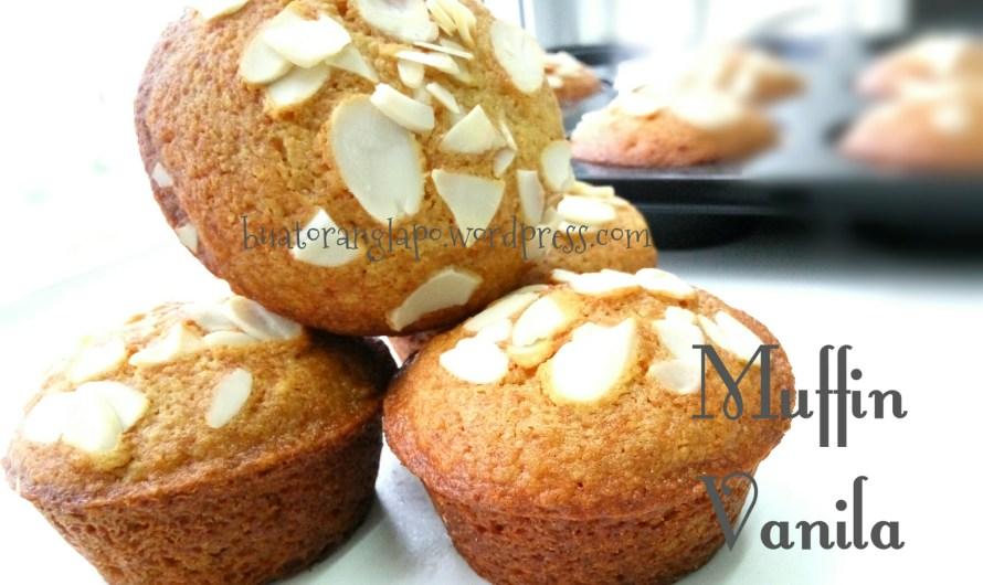 Muffin Vanila Simple