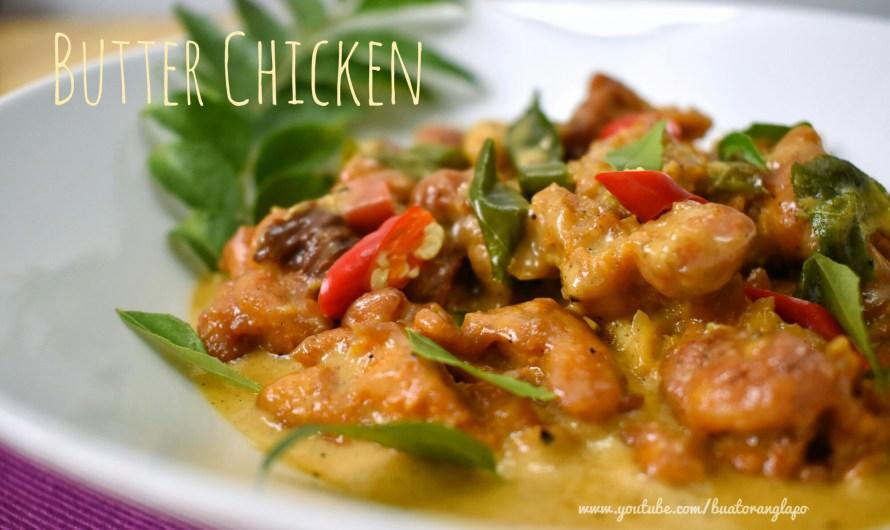Butter Chicken   Ayam Mentega