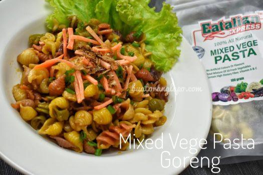 pasta goreng eatalian express