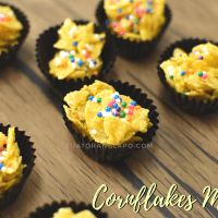 Cornflakes Madu Rangup