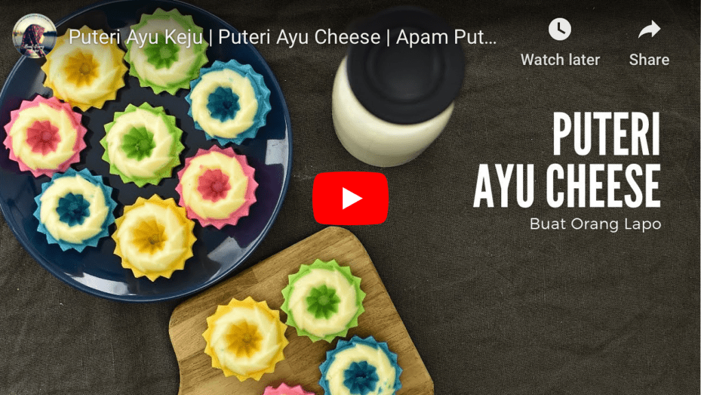 puteri ayu cheese