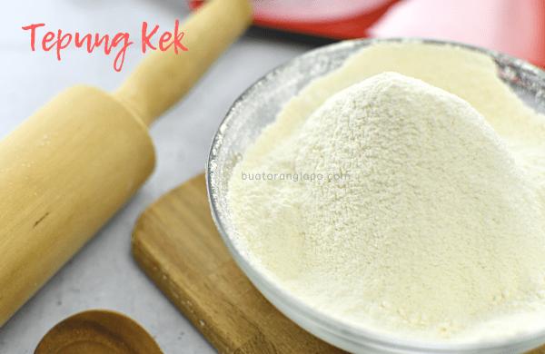 tepung kek