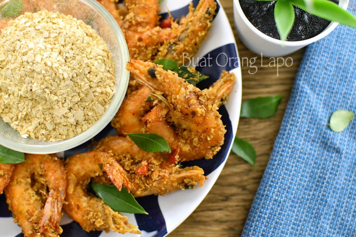 udang butter cereal