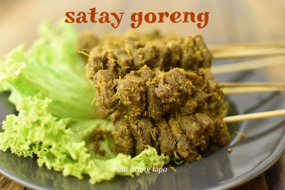 satay goreng