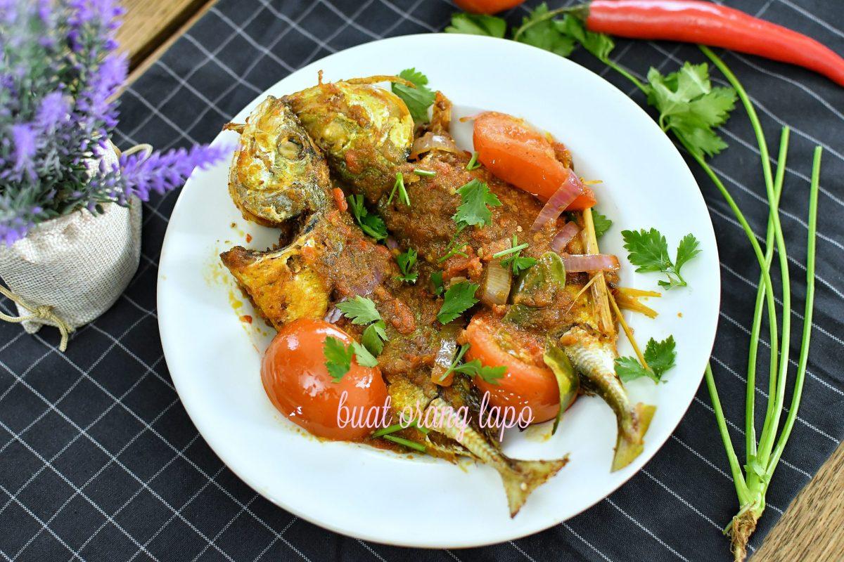 ikan masak ala Thai