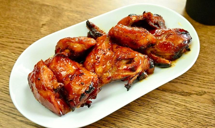 Ayam Bakar Madu Sedap Sungguh!.. Dah Rasa Sekali Pasti Nak Lagi