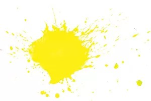 Yellow splat