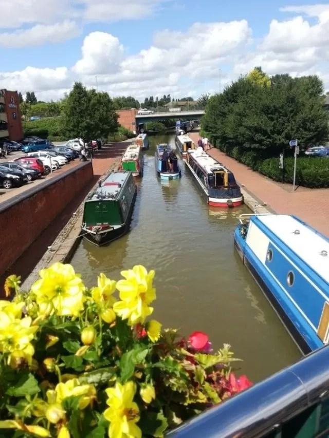 canalboats at banbury1
