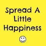 spread a little happiness