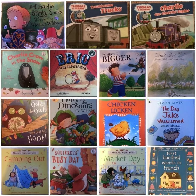 #300pbs picture books challenge