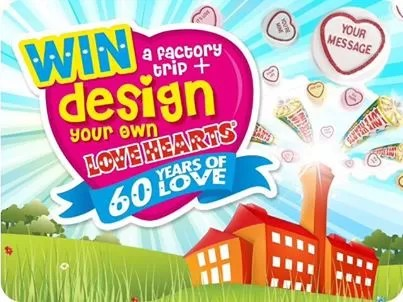 Love Hearts competition