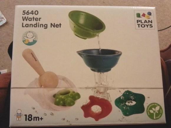 Plan toys landing net