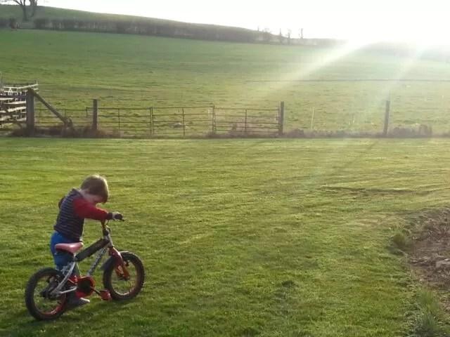 first pedal bike