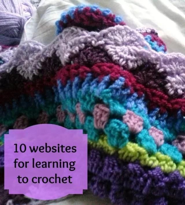 crochet websites
