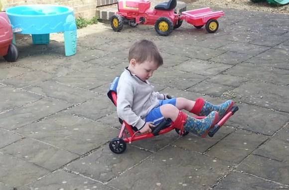 ezy roller in action