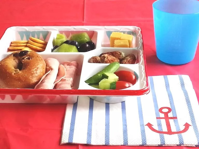 bento party platter