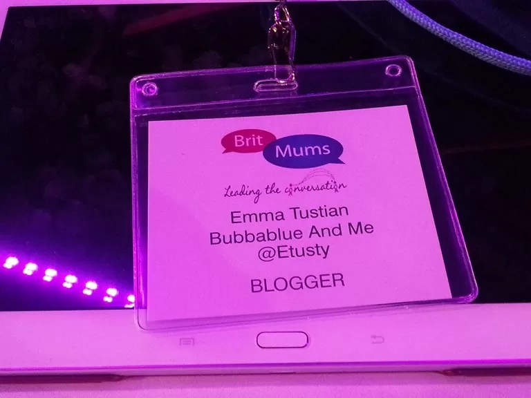 blogger britmums badge