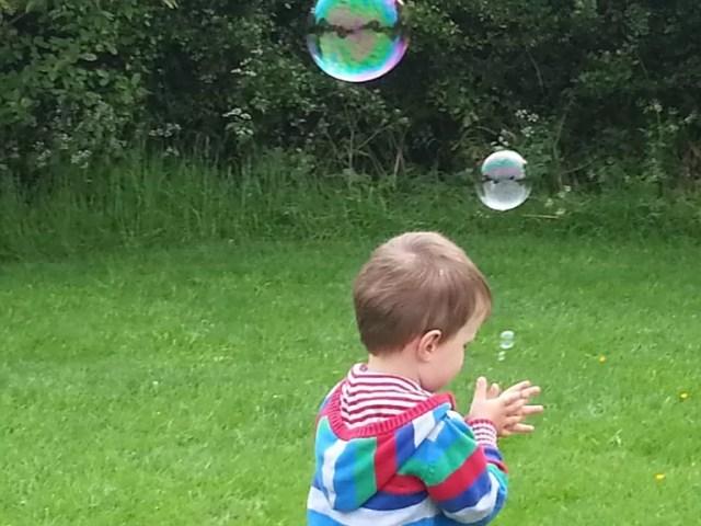splat the bubble