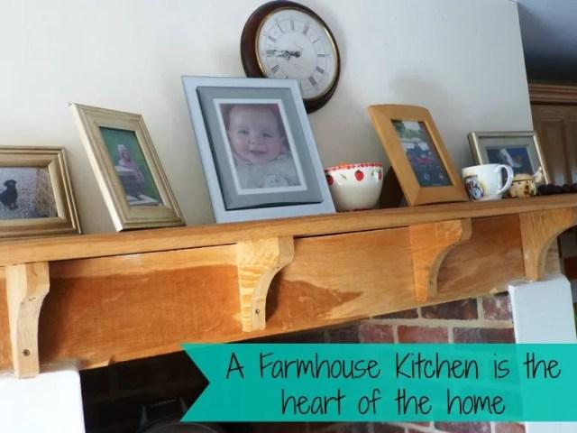 aga kitchen shelf