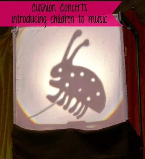 cushion concerts music linky
