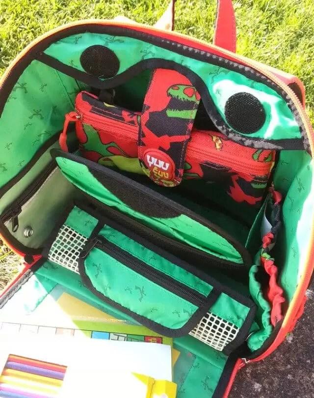 open yuutuu bag inside