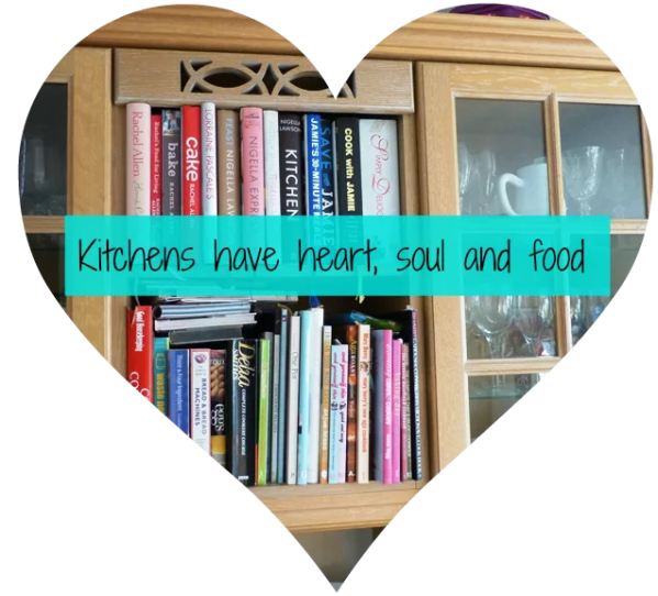 kitchen quote and recipe books