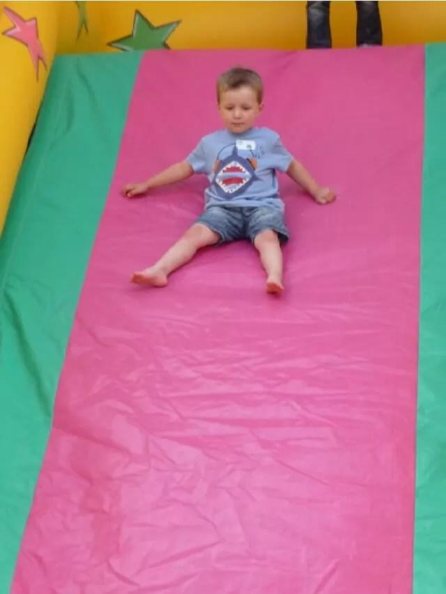 bouncy pink-slide