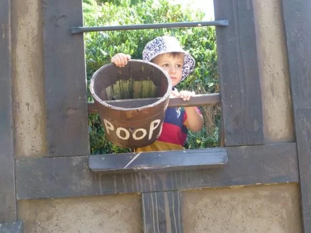 poo bucket