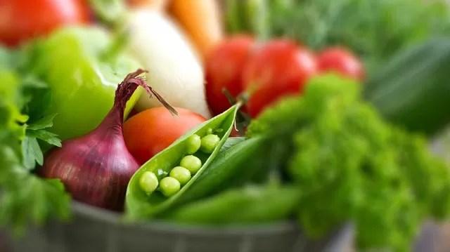 fruit and veg bowl