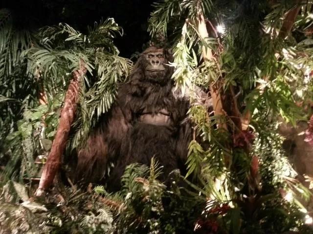 gorilla - Rainforest Cafe