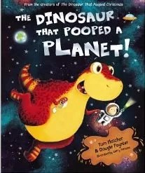 dinosaur that pooped a planet