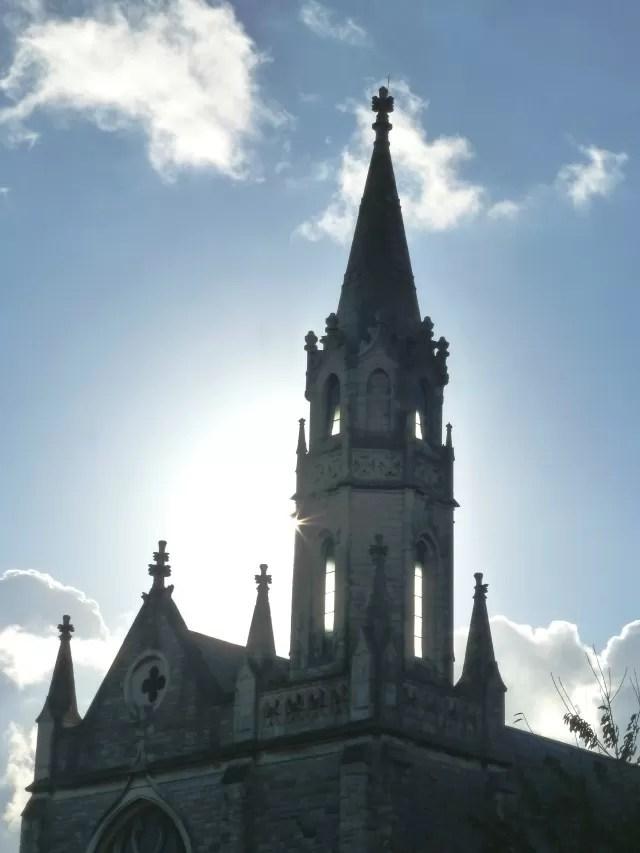St Marys church Swanage