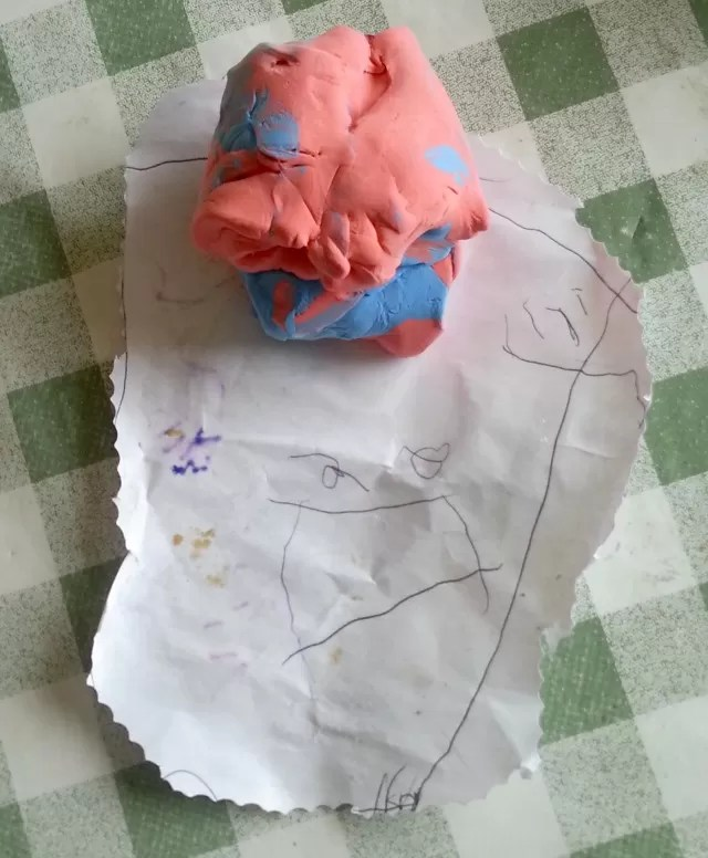 I can make a snowman