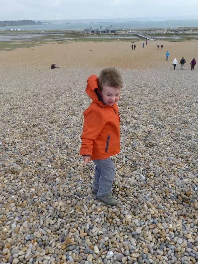 blowy on chesil beach c