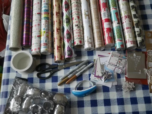 christmas gift wrapping essentials