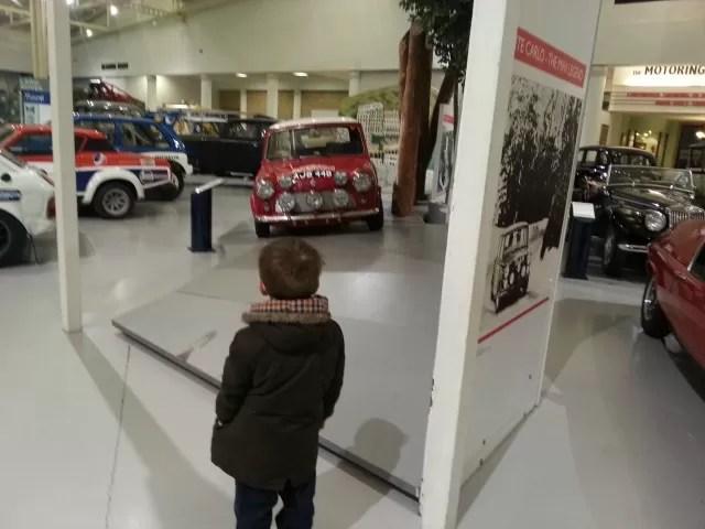 monte carlo rally car