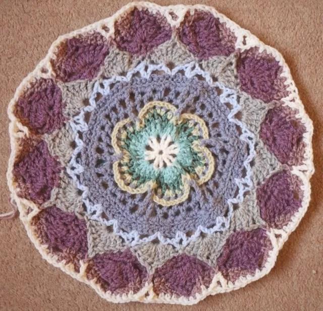 crochet along sophie's universe pattern part 1 and 2