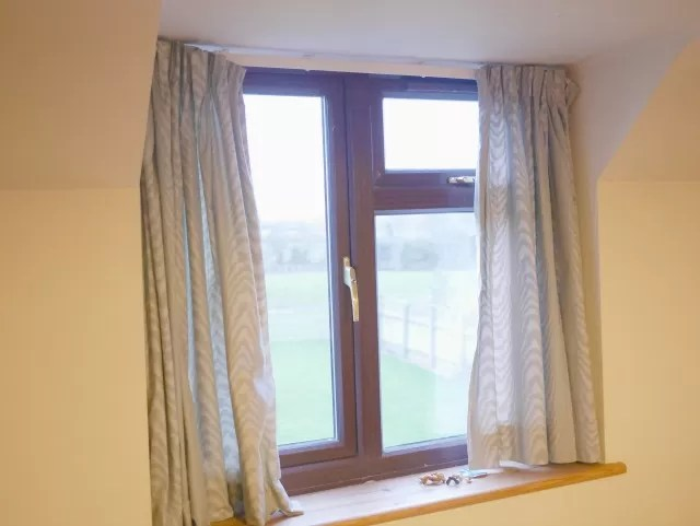 upstairs curtains
