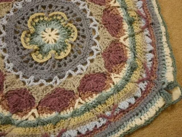 Sophie's universe crochet along 2015