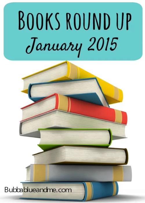 Book round up January 2015