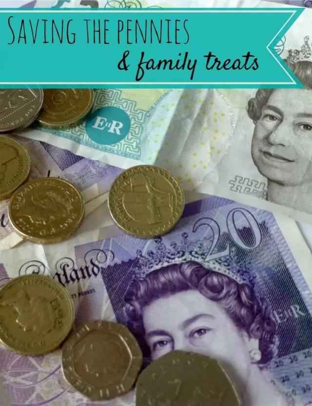 saving the pennies