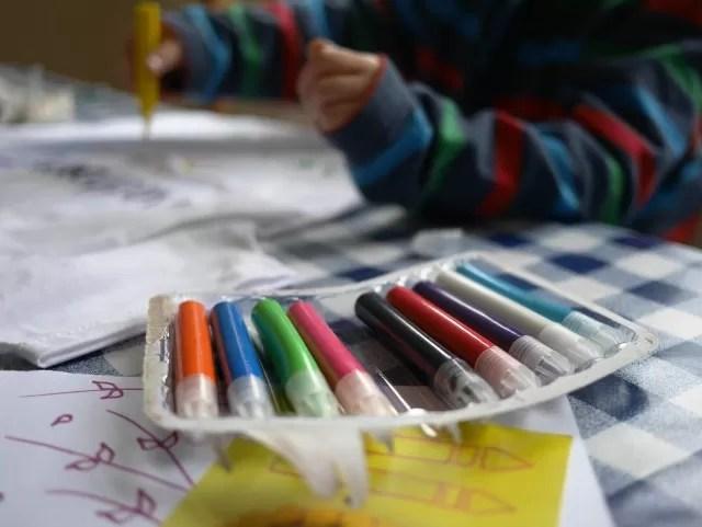 t shirt painting pens