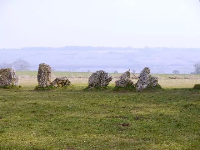 Whispering Knights at Rollright Stones