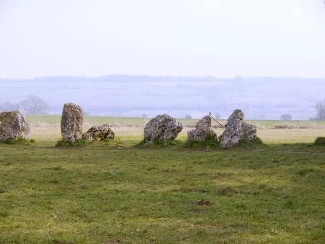 Whispering Knights at Rollright Stones