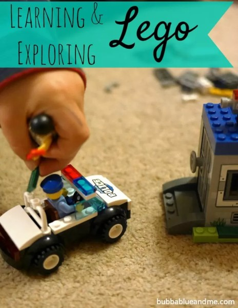 learning and exploring Lego
