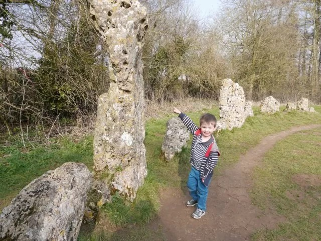 testing the rollright stones